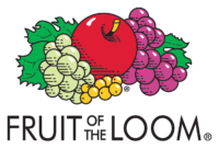 Fruit of the Loom Merchandise and Apparel printed in Ft Myers, FL
